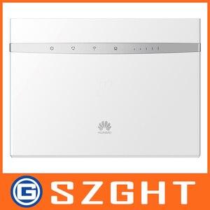Image 1 - חדש נעול Huawei B525 B525S 65a 4G LTE CPE נתב 300Mbps WIFI Gateway נתב חתול. 6 Mobile Hotspot PK E5186s 22a B715s 23c