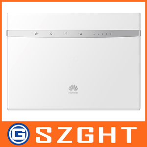 Image 1 - New Unlocked Huawei B525 B525S 65a 4G LTE CPE Router 300Mbps WIFI Gateway Router Cat. 6 Mobile Hotspot  PK E5186s 22a B715s 23c