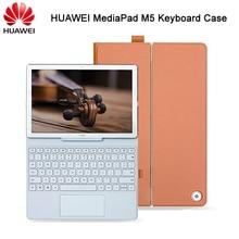 """Ban đầu Huawei MediaPad M5 Bàn Phím Ốp Lưng Đứng Da Bảo Vệ cho M5 10.8 """"M5 Pro 10.8 inch Ốp Lưng Máy Tính Bảng"""