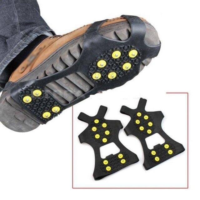 Tukevat liukuesteet kenkiin – 10 nastaa