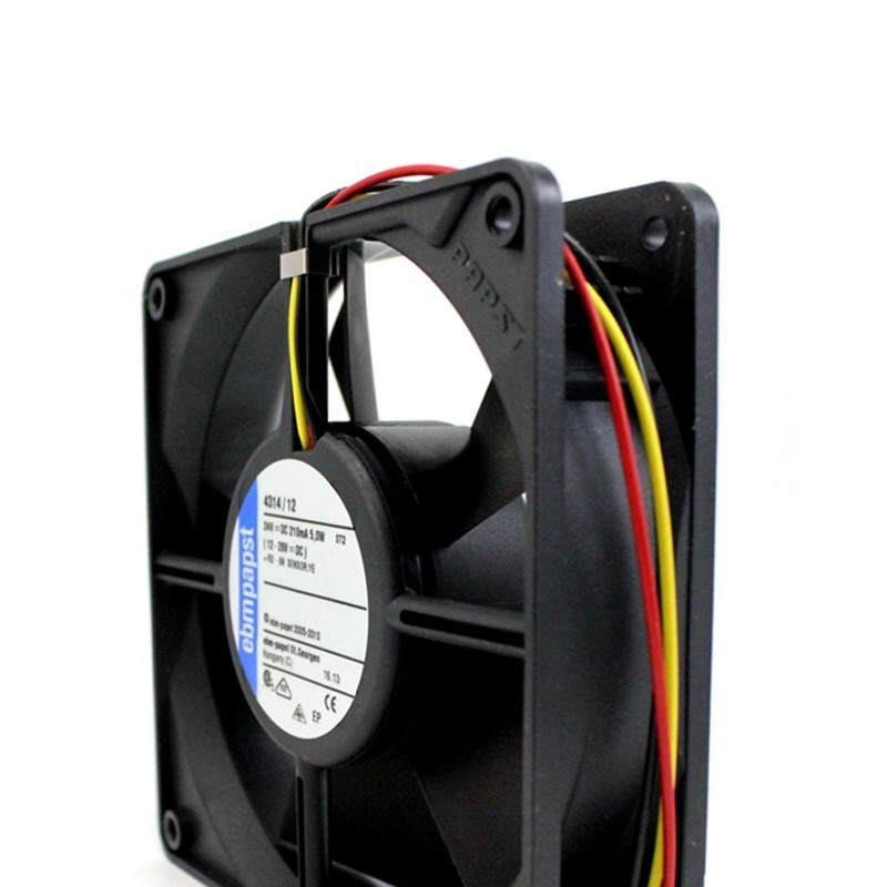 For ebmpapst 4314G 12032 24V 0.21A Axial Cooling Fan
