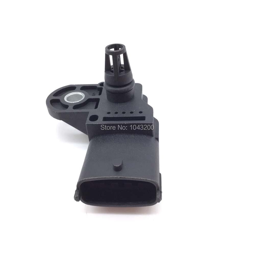 New 0281002437 MAP Sensor FIT ALFA ROMEO FIAT LANCIA OPEL VAUXHALL SAAB MERCEDES