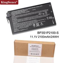 KingSener New BP3S1P2100-S Battery for Getac V110 Rugged Notebook BP3S1P2100 441129000001 11.1V 2100mAh/24WH(China)