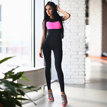 Push-Up Overall Fitness Anti Cellulite Tank Bandage Backless Strampler Strumpfhosen Frauen Overalls Arbeiten Out Leggings Combinaison Femme(China)