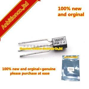 20pcs 100% new and orginal TO-92 1602C ED1602C MOS PNP PNP general purpose transistor in stock