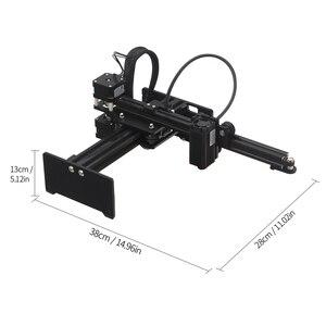 Image 5 - NEJE 405nm 3500mw Desktop Laser Engraver CNC Engraving Carving Machine Mini Carver DIY Laser Logo Mark Printer Area 150mm*150mm