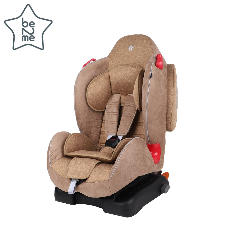 Child Car Safety Seats Be2Me 343093 for girls and boys Baby seat Kids Children chair autocradle booster Brown BH1209Pi-SPS baby potty rabbit multifunction toilet portable baby child pot training girls boy potty kids child toilet seat potty chair