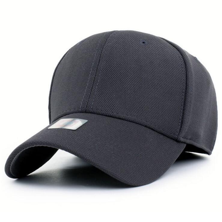 2019 New Black   Baseball     Cap   Men Snapback Hats   Caps   Men Flexfit Fitted Closed Full   Cap   Women Gorras Bone Male Trucker Hat