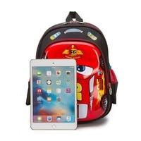 Kindergarten school bag 3 6 years old middle class backpack Cute cartoon baby child bag