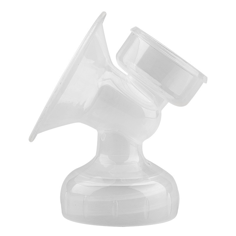 Electric Breast Pump Accessories Wide Caliber Bottle Tee Body Suction Cap Speaker Cover
