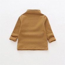 Baby Girl Blouse Long Sleeve Clothes 12m-5t