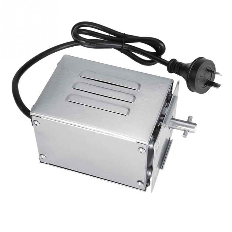 Outdoor Camping Hiking Rotisserie BBQ Motor Roaster Grill Motor for Picnic Barbecue AU Plug 220 240V