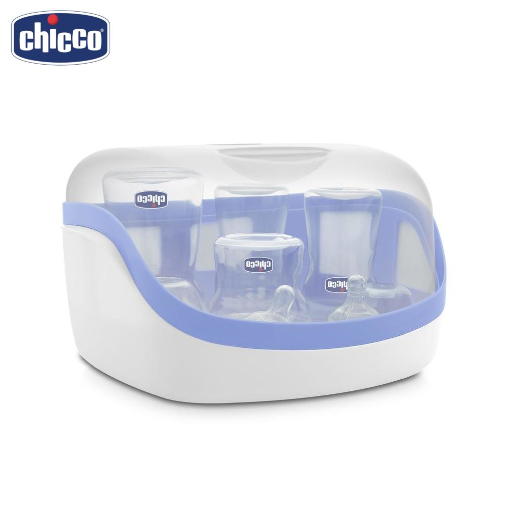 Warmers & Sterilizers Chicco 89201 Sterilizer For Bottles For Children Boys And Girls Kids Baby