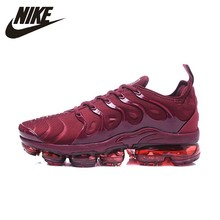 Nike Original Air Vapor Max Plus Men's Running Shoes Breathable Anti-slip Outdoor Sports Sneakers New Arrival 924453 new arrival original adidas climacool jawpaw slip on unisex aqua shoes outdoor sports sneakers