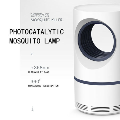 NEW Ultraviolet Low-voltage Light USB Mosquito Killer Lamp Safe Energy Power Saving Efficient Photocatalytic Anti Mosquito Light Islamabad