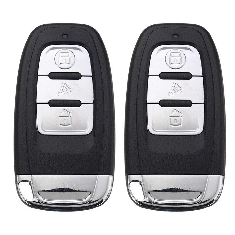 KROAK saut de Code PKE système d'alarme de voiture entrée sans clé démarrage à distance bouton poussoir démarrage arrêt démarrage à distance moteur démarrage - 3