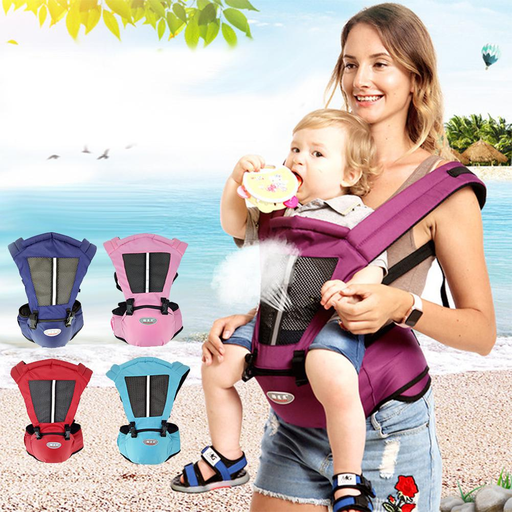 Kidlove New Breathable Front Holding Baby Carrier Shoulders Strap Waist Stool Backpack Pouch For Baby Kangaroo Baby Carrier