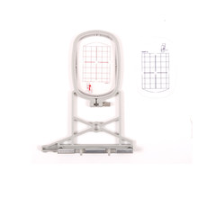 Embroidery Hoop Frame for Bernina Aurora 430/435/440QE/450/750QE,BN869 Sewing Machine Hoop(China)