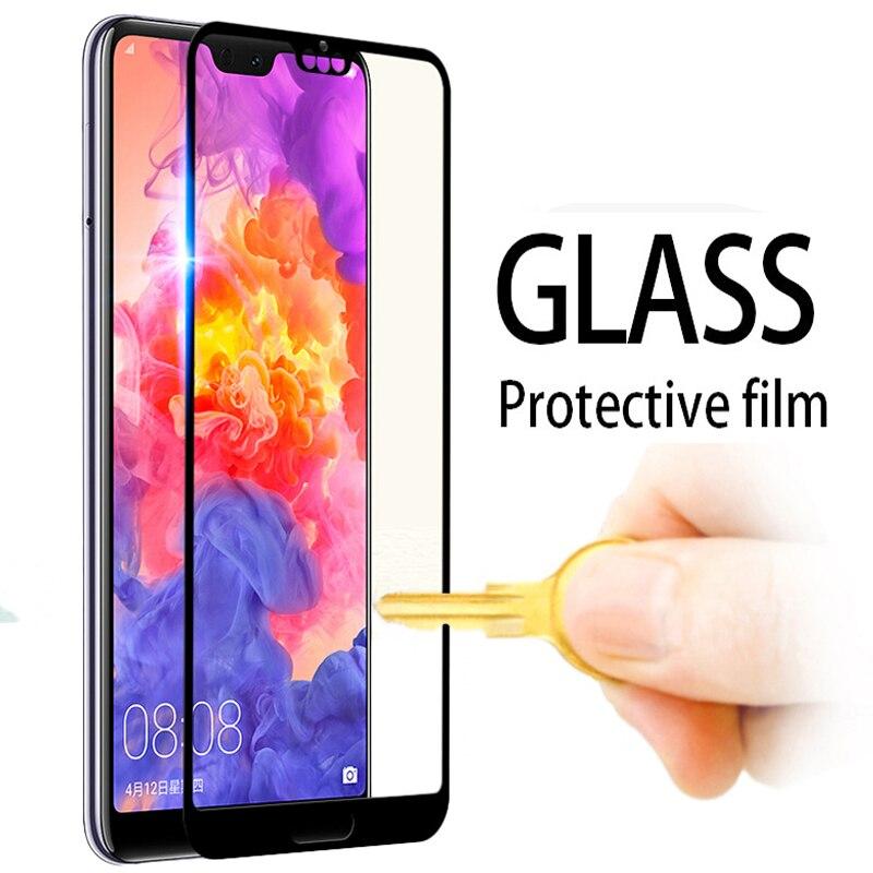 Dla Huawei P20 Lite przypadku P20 Pro szkło hartowane szkło dla Huawei P10 Mate 10 Honor 9 Lite przezroczysta folia Huawei Huawei P30 Plus
