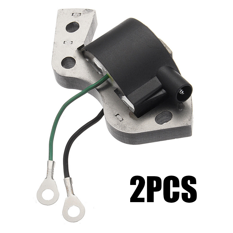 JXLCLYL 2PCS Ignition Coil Module For Johnson Evinrude 584477 0584477 582995 0582995