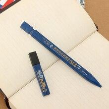 Студенческий 2B держатель экзамена механический карандаш с 6 шт. набор канцелярских принадлежностей