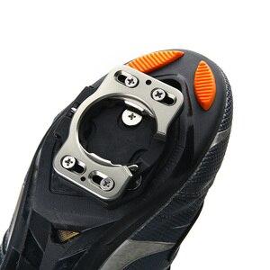 Image 5 - 1 para części Quick Release pokrywa ze stopu aluminium lekki pedał klip jazda trwała rower szosowy dla SpeedPlay Zero