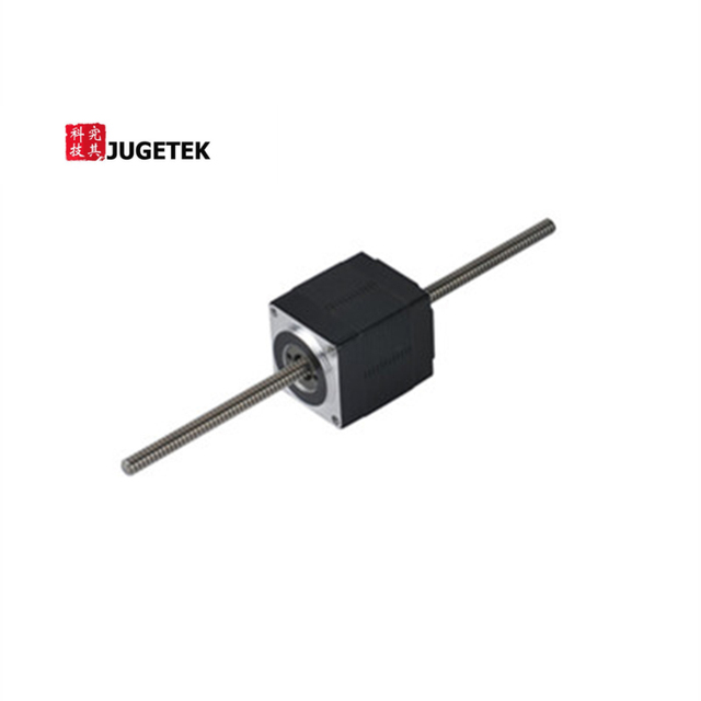 100mm Long Nema8 Non-captive Linear Stepper Motor with Tr3.5*0.61mm leadscrew