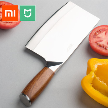 Xiaomi Mijia Butcher Knife Stainless Steel Kitchen Knife Multipurpose Use for Home Kitchen or Restaurant peugeot 307 aksesuar