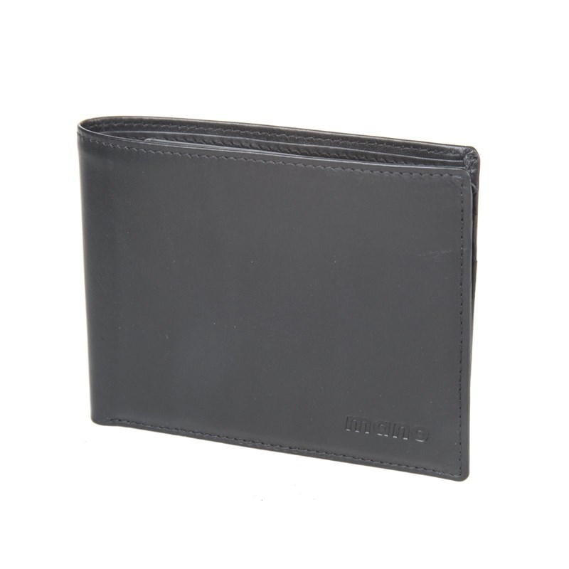 Coin Purse Mano 19203 black цена