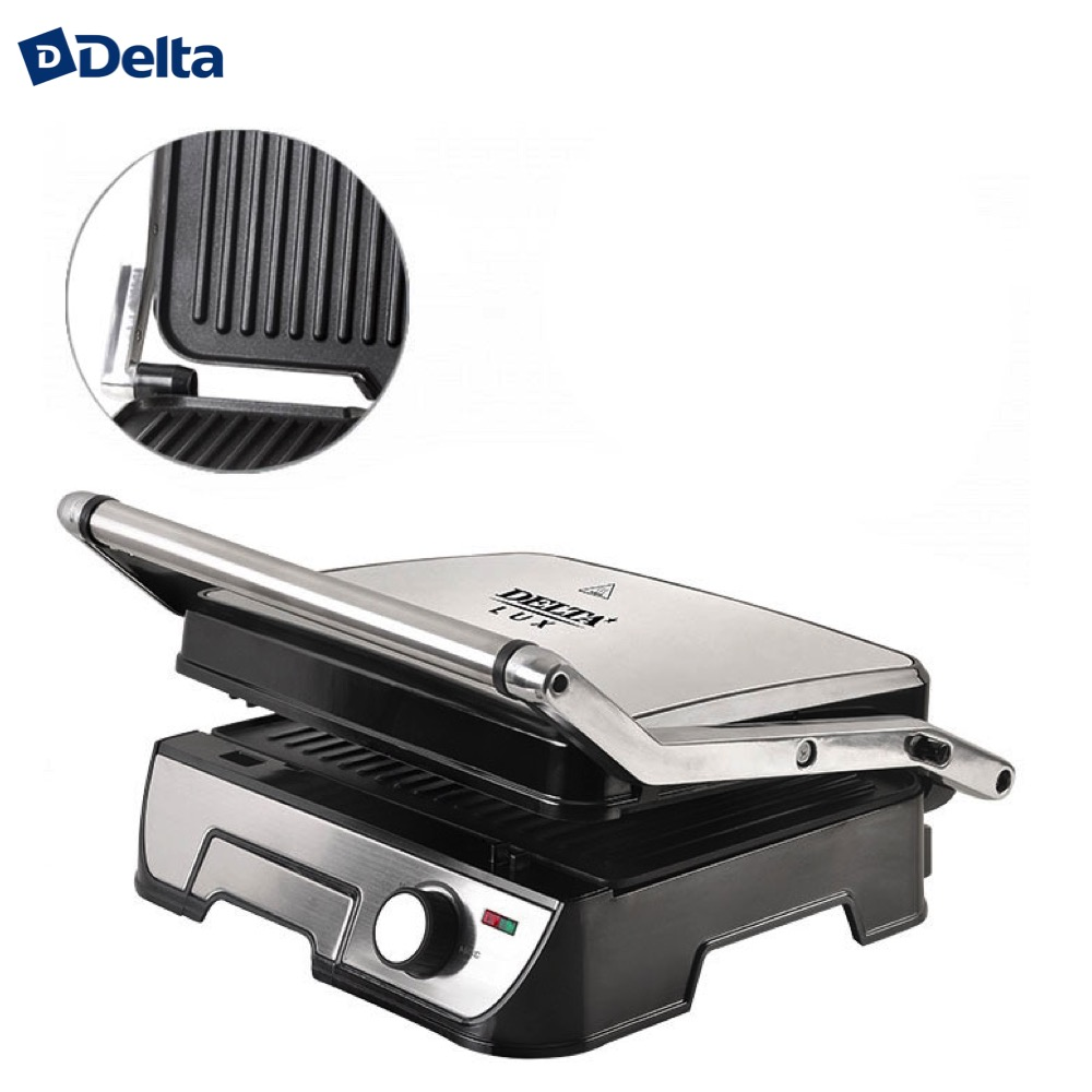 цена на Electric Grills & Electric Griddles delta 0R-00004750 Cooking Appliances Electric Press Grill DL-051 kitchen