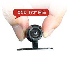 Камера заднего вида Erisin ES580 CCD HD 170 Mini