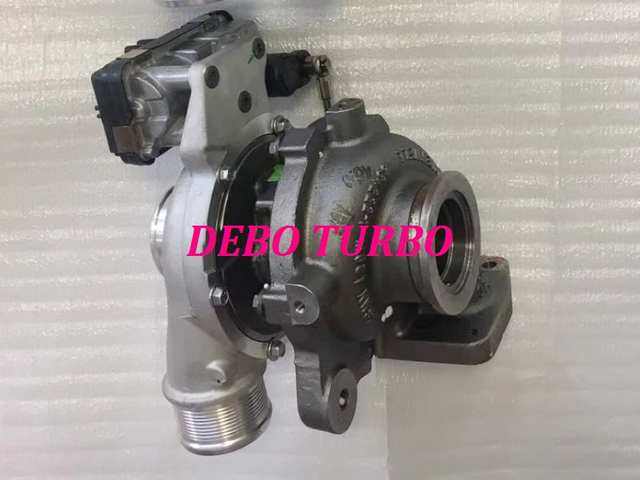 US $591 29 19% OFF|NEW GENUINE GARRETT GTD1446 848184 0001 Turbo  Turbocharger for SAIC MAXUS G10 19D4N 1 9T 110KW Euro V Diesel-in Turbo  Chargers &
