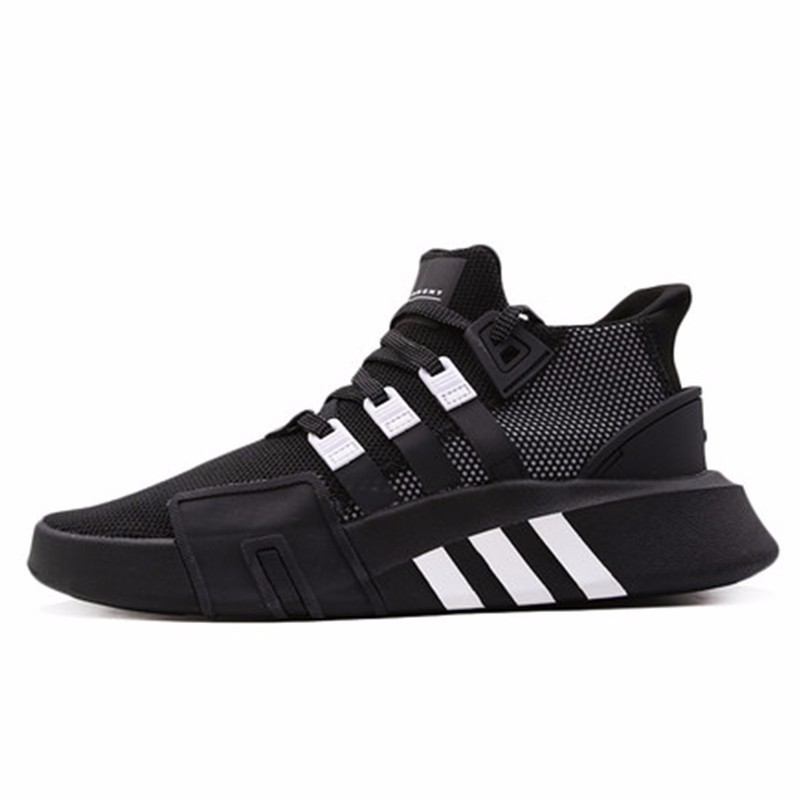 detailed look 7ccf3 b3d61 Adidas Official Clover EQT Bask Adv Men Classic Running Shoe Comfortable  Breathable Sneakers #BD7772/BD7773