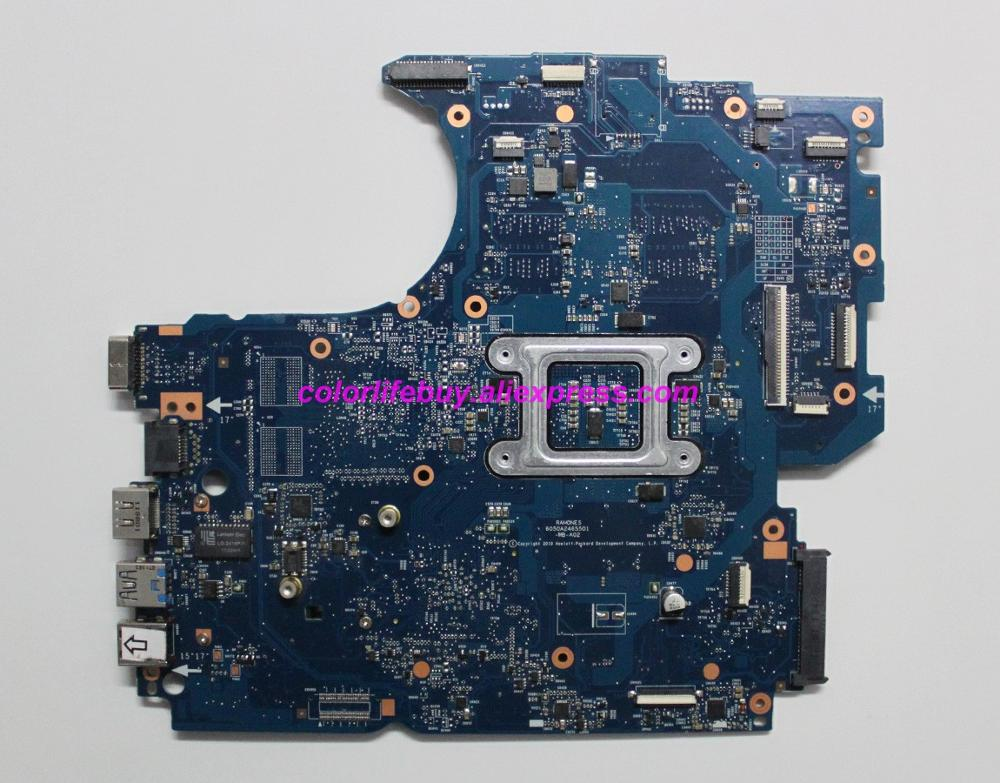 Genuine 646246 001 6050A2465501 MB A02 Laptop Motherboard Mainboard for HP ProBook 4530S 4730S Series NoteBook PC in Laptop Motherboard from Computer Office