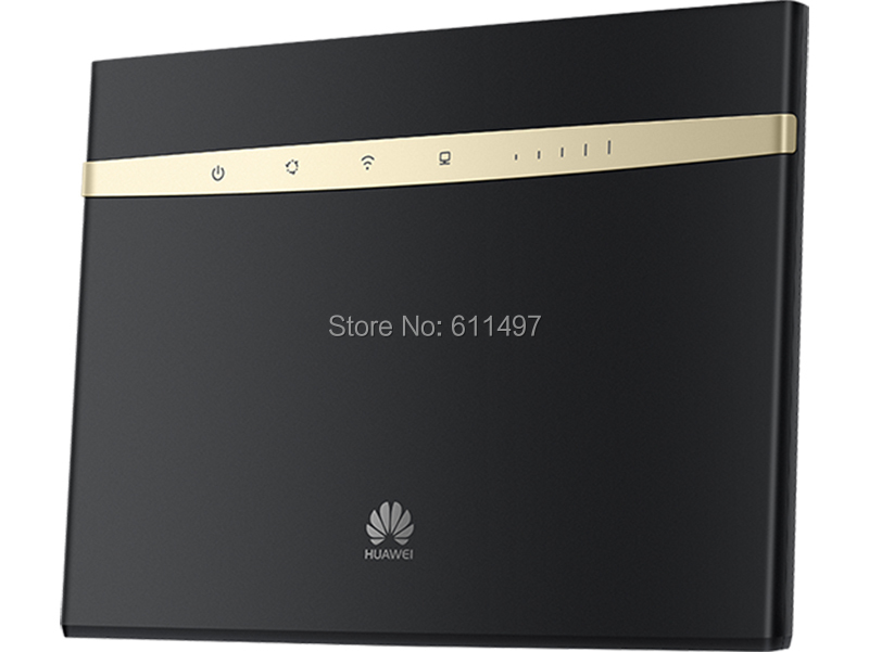 Image 5 - Novo desbloqueado huawei b525 B525S 65a 4g lte cpe roteador 300 mbps wifi gateway roteador gato. 6 Mobile Hotspot PK E5186s 22a B715s 23cnull   -