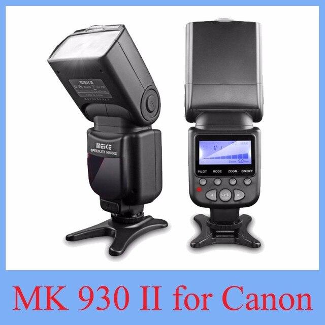 2017 new meike MK 930 ii 플래시 스피드 라이트/스피드 라이트 캐논 6d eos 5d 5d2 5d mark iii ii 용인 YN 560 yn560 ii yn560ii