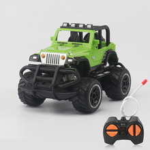 RC Car 1:43 Mini Cars Off-road 4 Channels Electric Vehicle Model Radio Remote Control Cars Toys As Gifts For Kids