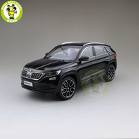 1/18 VW Skoda KODIAQ GT SUV Diecast Metal SUV CAR MODEL gift hobby collection Black