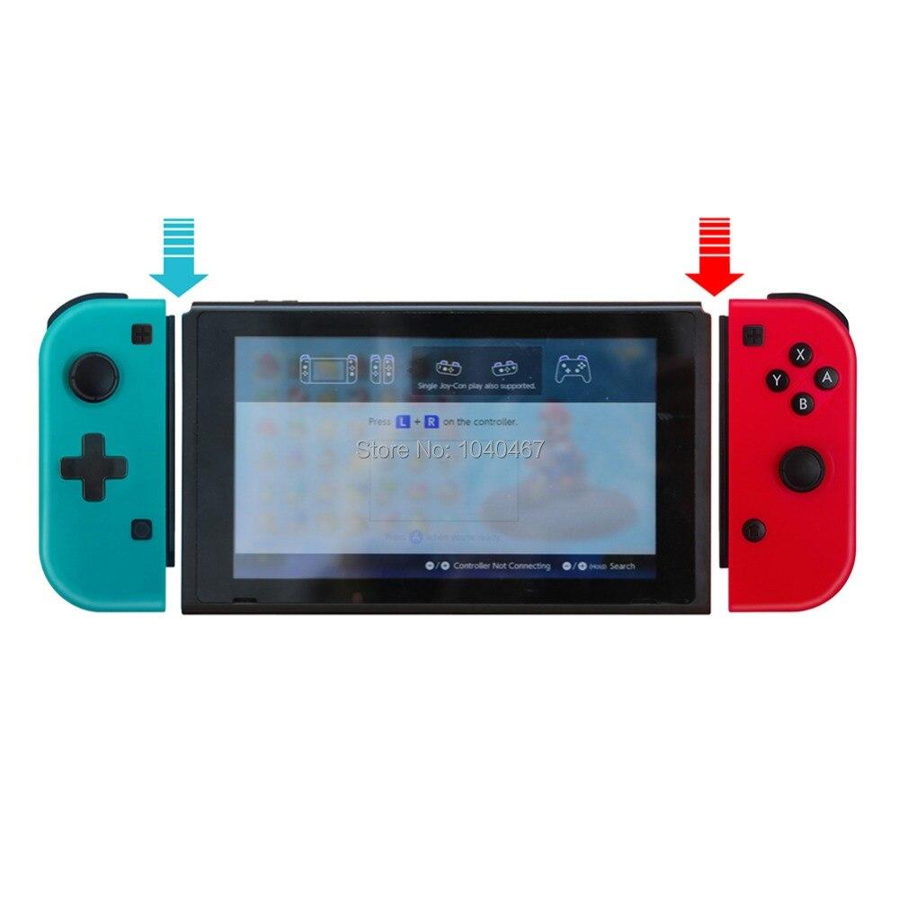 Contrôleur de manette de jeux sans fil Bluetooth Pro pour Console de jeux de rôle manette de contrôleur de manette pour commutateur joy con - 3
