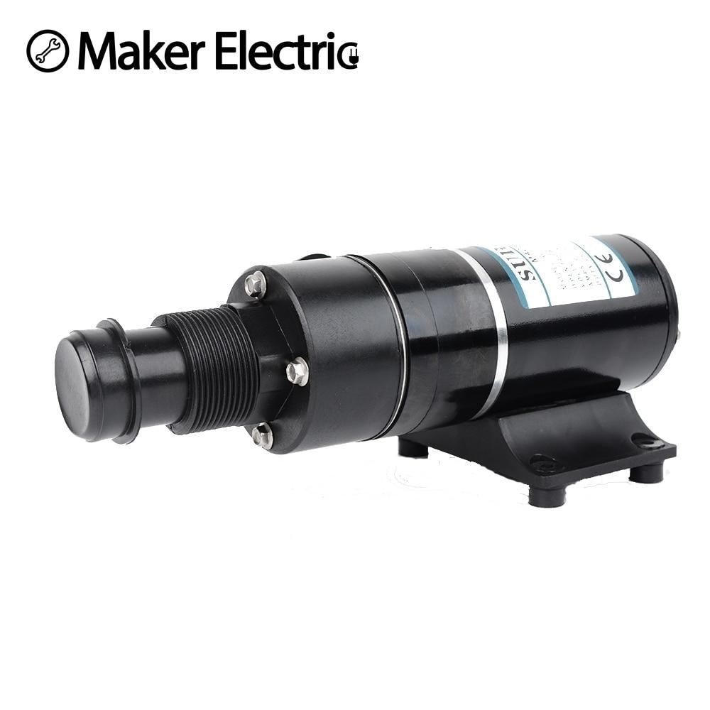 MP 4500 24 24v dc Macerator Sewerage Waste Water Pump For Boat Caravan Toliet