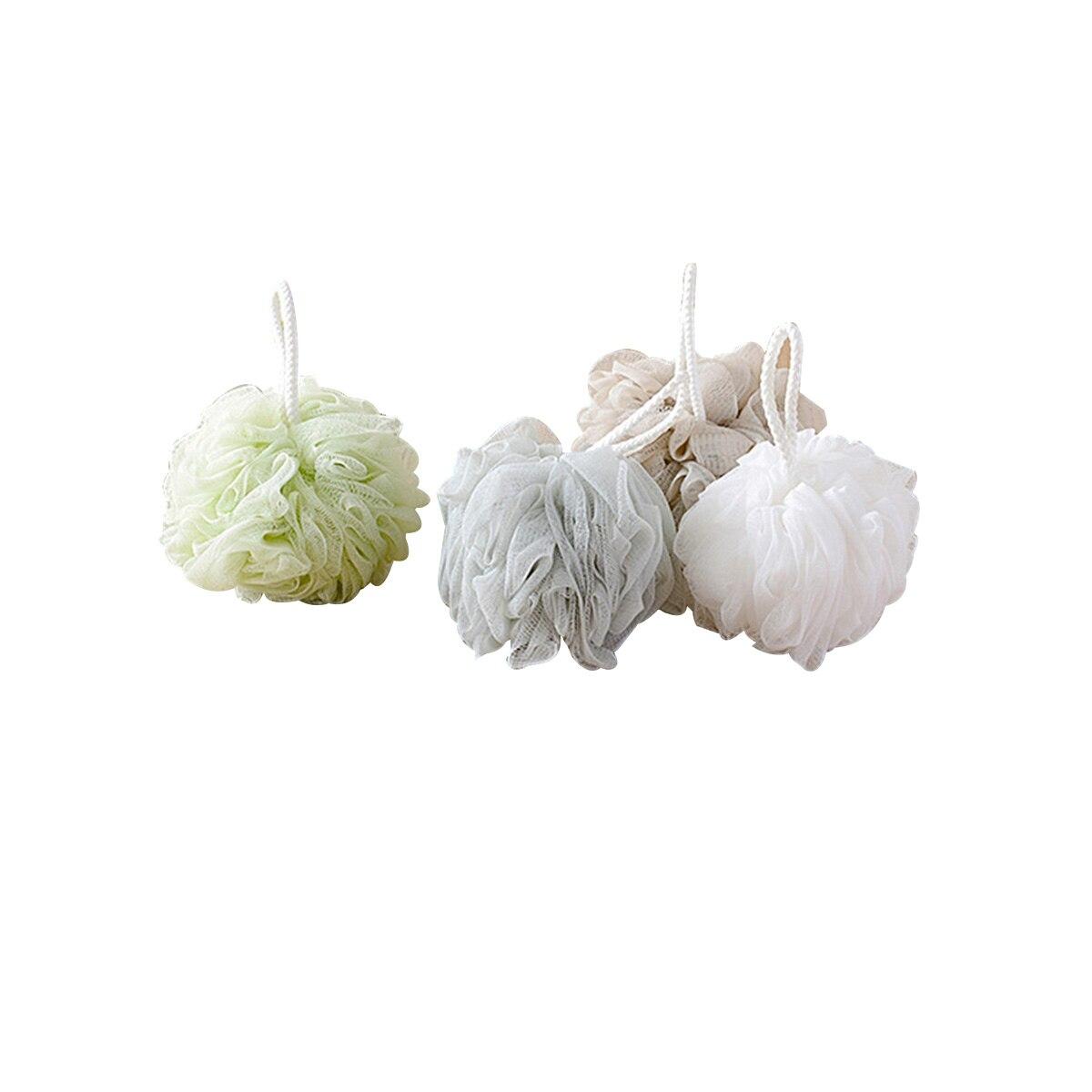 Gelegentliche Farbe Bad Schwamm Massage Multi Dusche Peeling Körper Reinigung Wäscher Reinigung Peeling Dusche Ball Hautpflege Puff Bad & Dusche