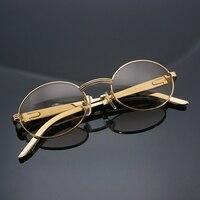 Оптовая продажа золото солнцезащитные очки Для мужчин Картер очки Рамка для Для женщин Винтаж золотистые очки для свиданий вечерние Клубно