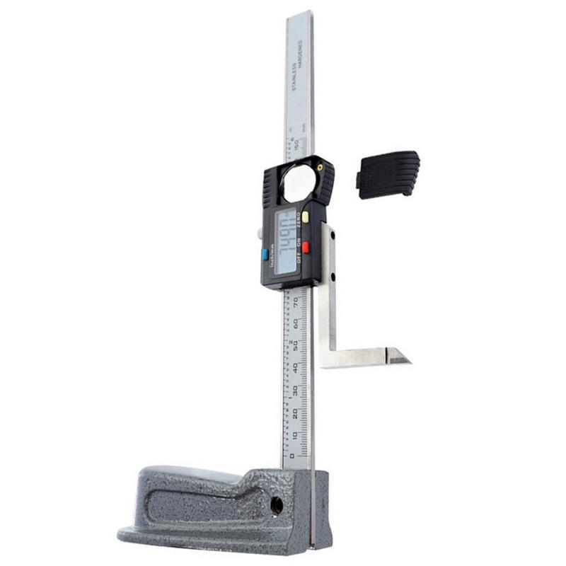 Mini Digital Height Gauge 0 150mm 0 01mm Stainless Steel Electronics Marking Gauge Measure Scriber Vernier