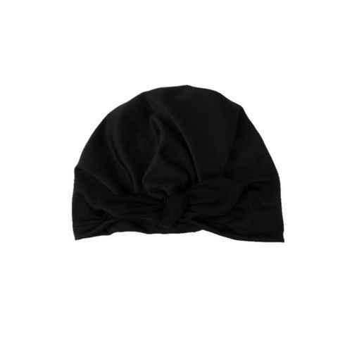 2019 Yenidoğan Toddler çocuk şapkaları Erkek Bebek Kız Türban pamuk bere Şapka Kış sıcak Düz Kap Sevimli Rahat Moda Yeni Satış Sıcak