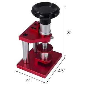 Image 2 - בורג סוג מקרה מכסת מכונה כלי דיוק גבוה שעון עיתונות מכונת לשען תחזוקה