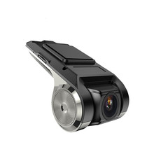 CARSUN S500 ADAS Mini Macchina Fotografica Dell'automobile DVR Full HD LDWS Auto Digital Video Recorder Dash Cam per il lettore Multimediale Android