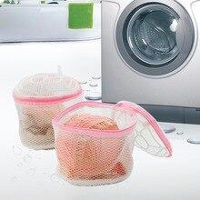 Underwear Bras-Protector Sock Washing-Bags Lingerie Mesh Laundry Net Hosiery-Saver Women