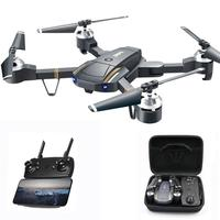 LeadingStar GW58/XT 1 Folding Selfie Drone with Camera HD Headless Mode Hover Quadcopter Wifi FPV RC Quadrocopter