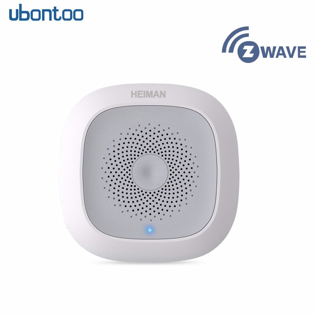 US $39 99 |Z wave Temperature & Humidity Sensor Smart Home EU Version  868 42mhz Zwave Smart detector-in Heat Detector from Security & Protection  on