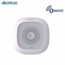 Купить с кэшбэком Z-wave Temperature & Humidity Sensor Smart Home EU Version 868.42mhz Zwave Smart detector